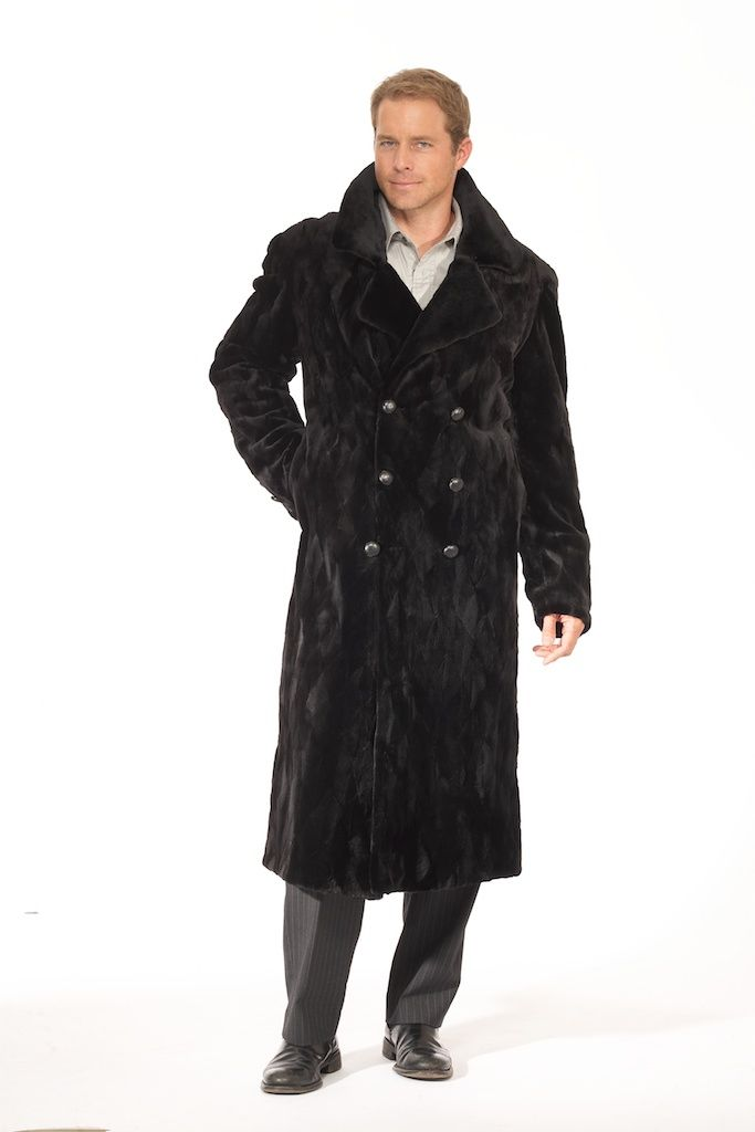Mens Full Length Fur Coats Sale