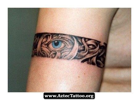 Aztec Tattoos Armband 01 Aztec Tattoo Tribal Armband Tattoo Band Tattoo Designs Armband Tattoo Design