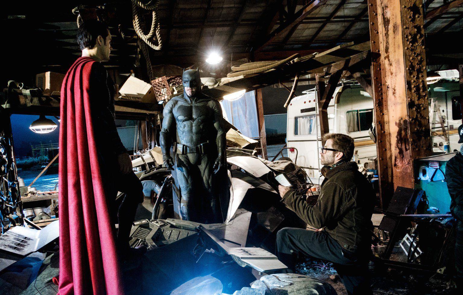 Batman V Superman Set Photo 1