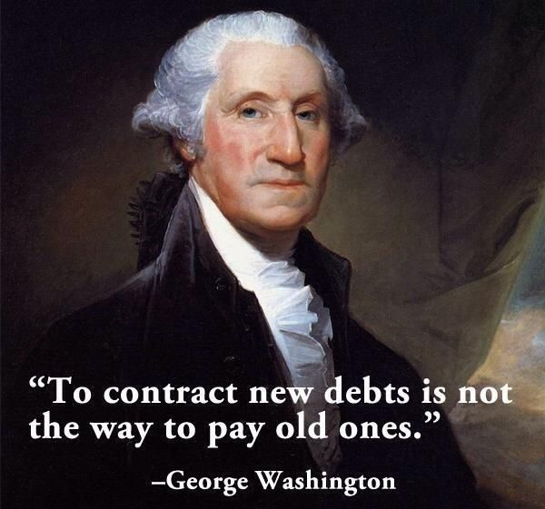 George Washington Famous Quotes During American Revolution: Presidential Words Of Wisdom