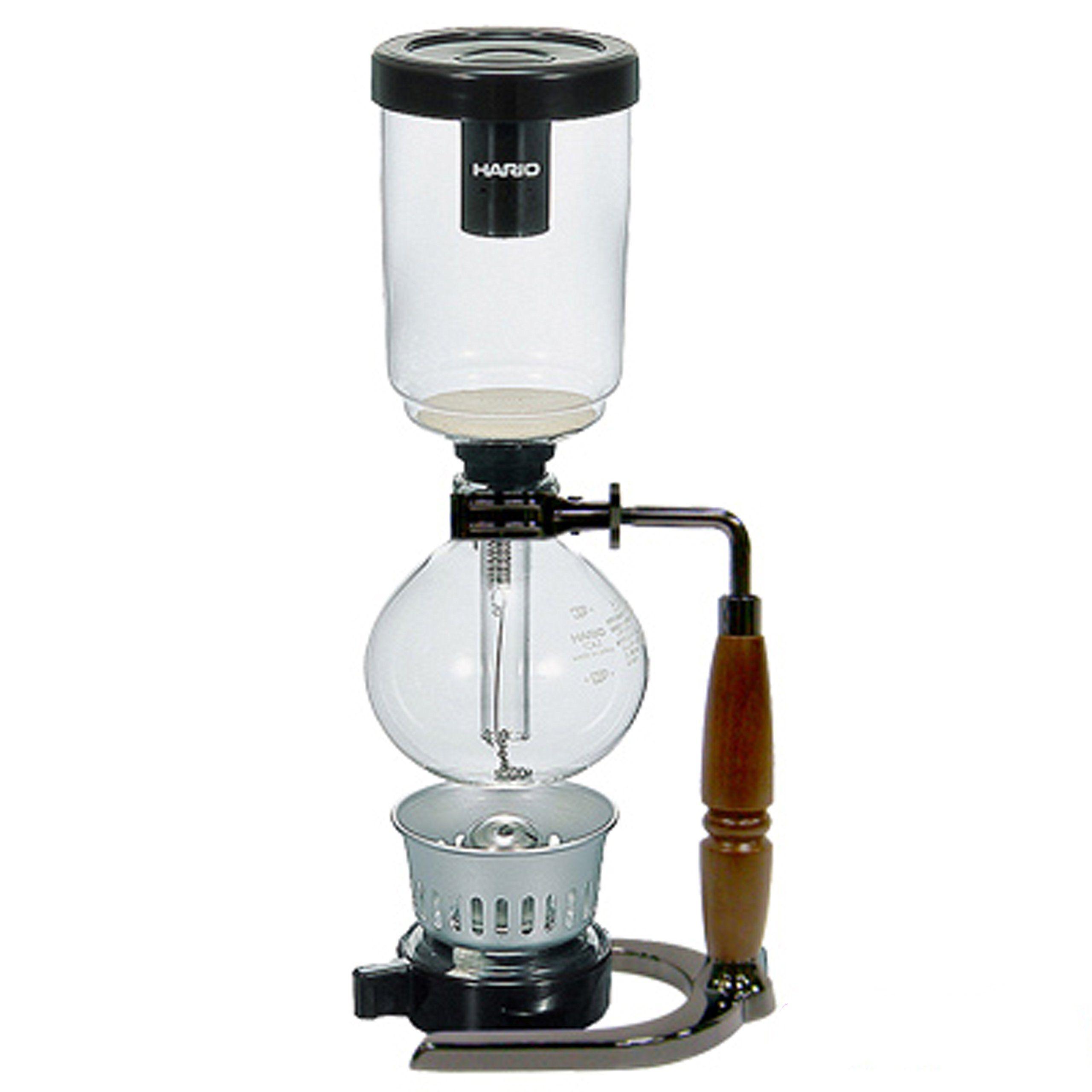 Hario Coffee Syphon Limited Edition 3Cup Gunmetal Amazon