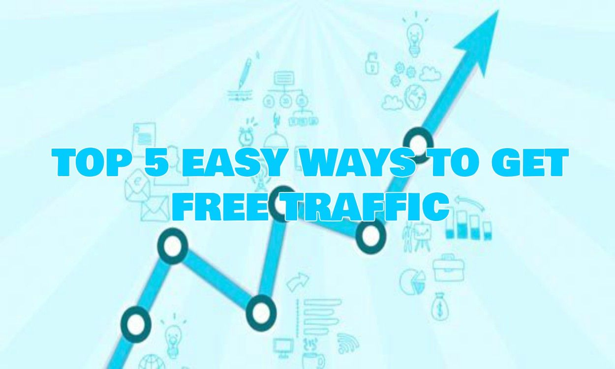Instant #Website #Traffic, #Free #Tool To Grow Web Traffic, Top 5 ...