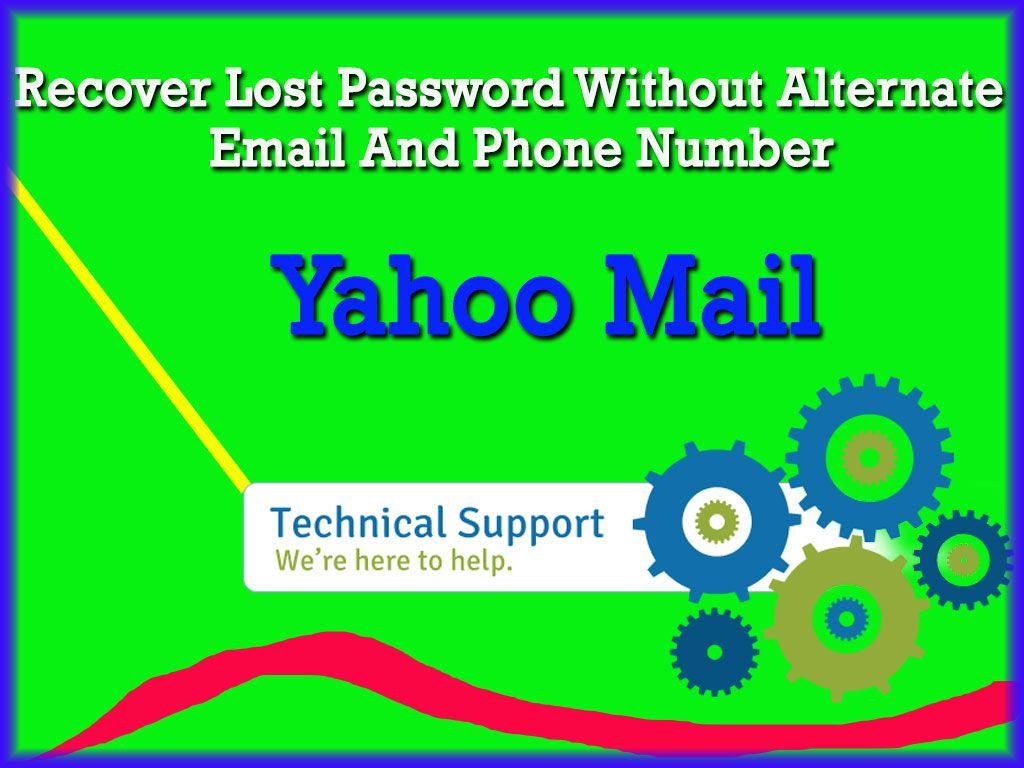 Mail alternate login yahoo Yahoo ahora