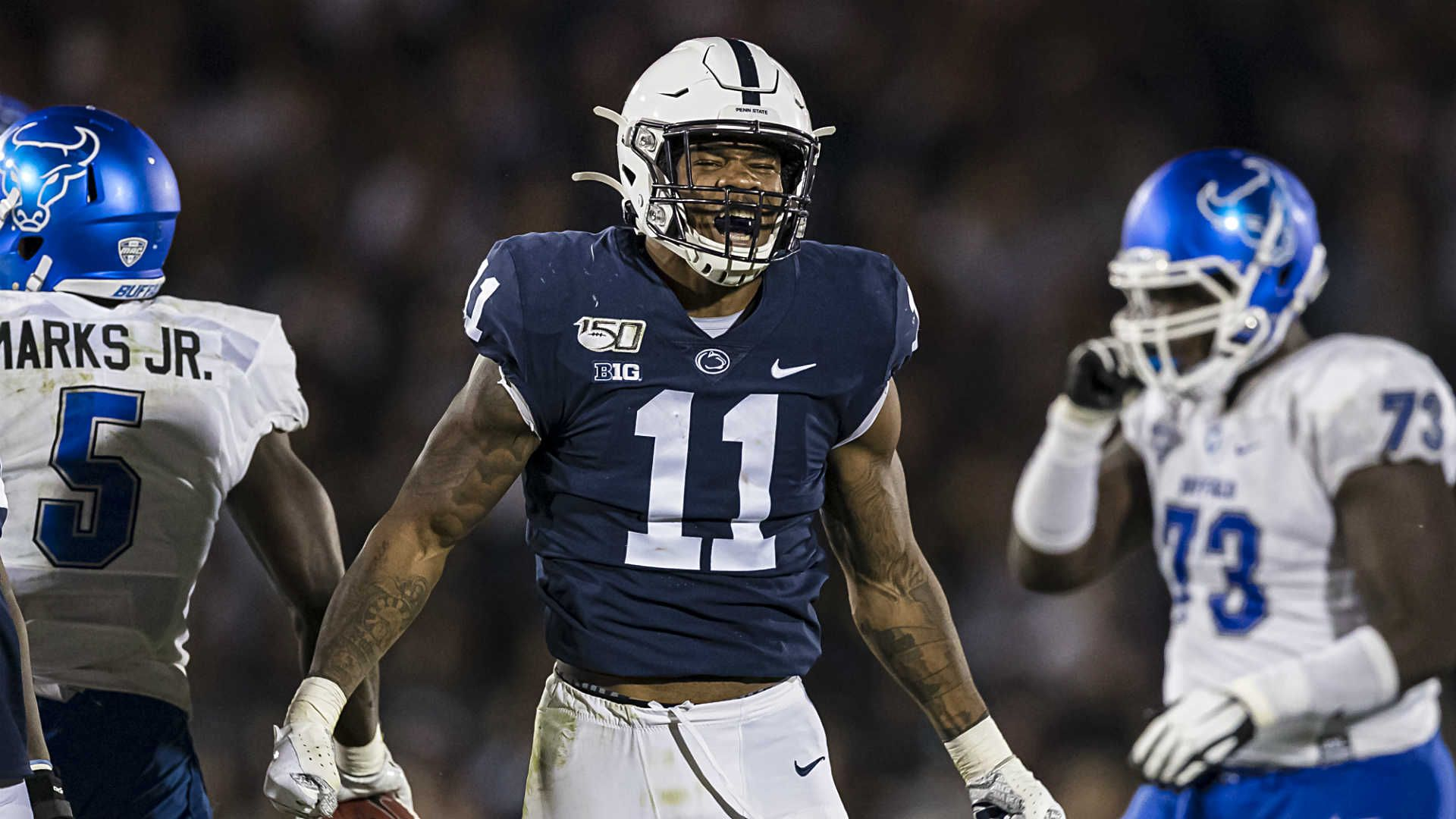Seven best bets to make College Football Playoff for first