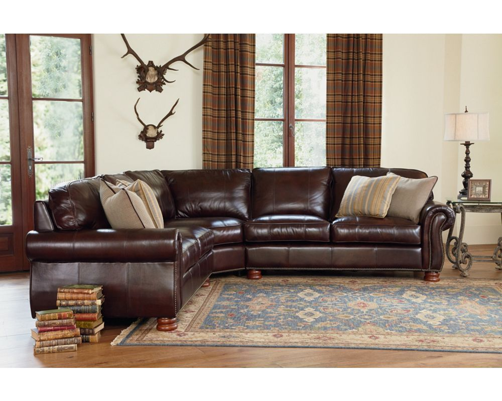 Benjamin Sectional Thomasville Portland Living Room Inspiration