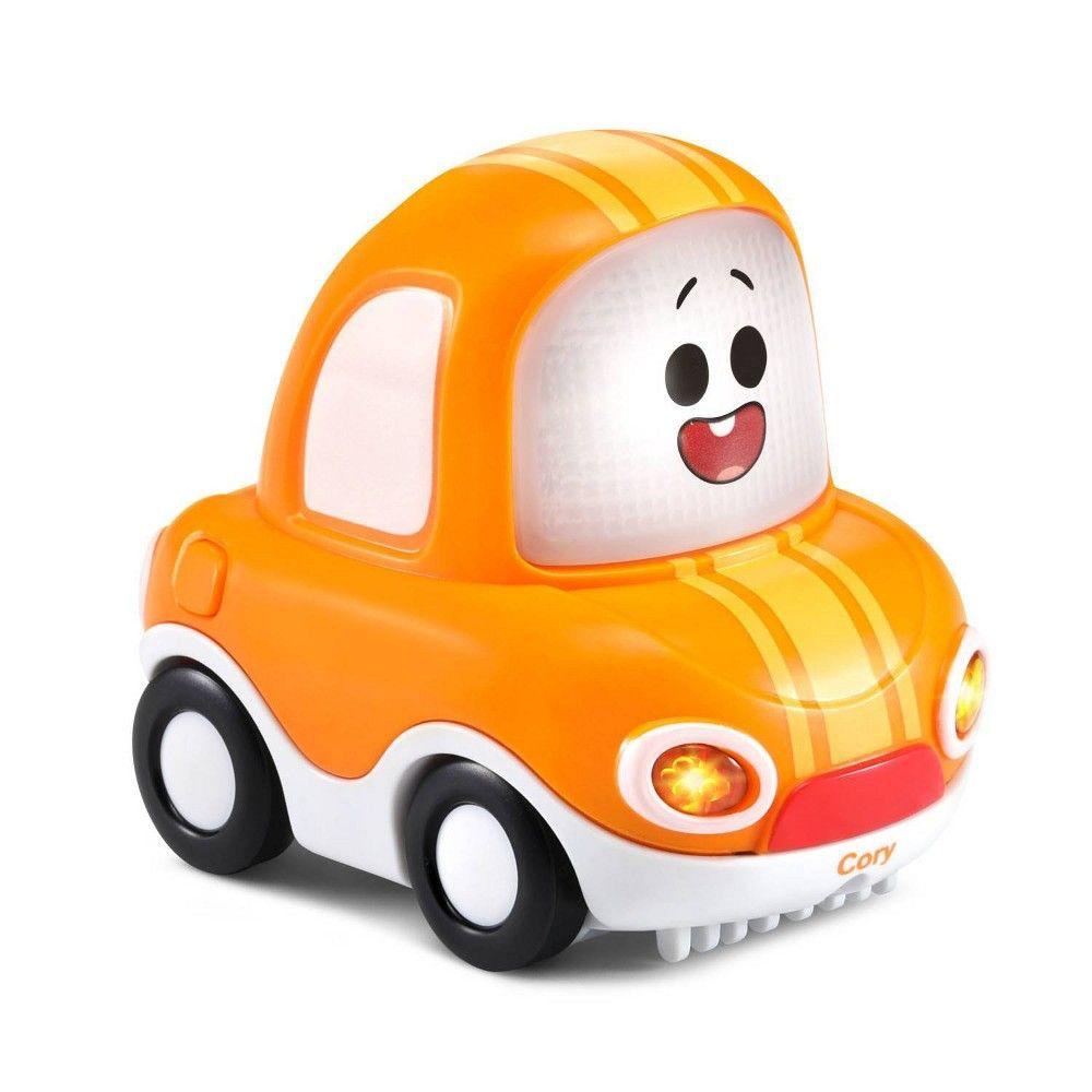 Vtech Go Go Cory Carson Smartpoint Vehicle Cory In 2020 Vtech Toy Car Orange Car