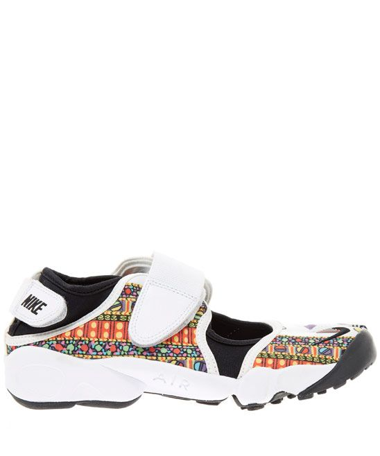 Nike x Liberty SS15 Collection - White Merlin Air Rift Trainers
