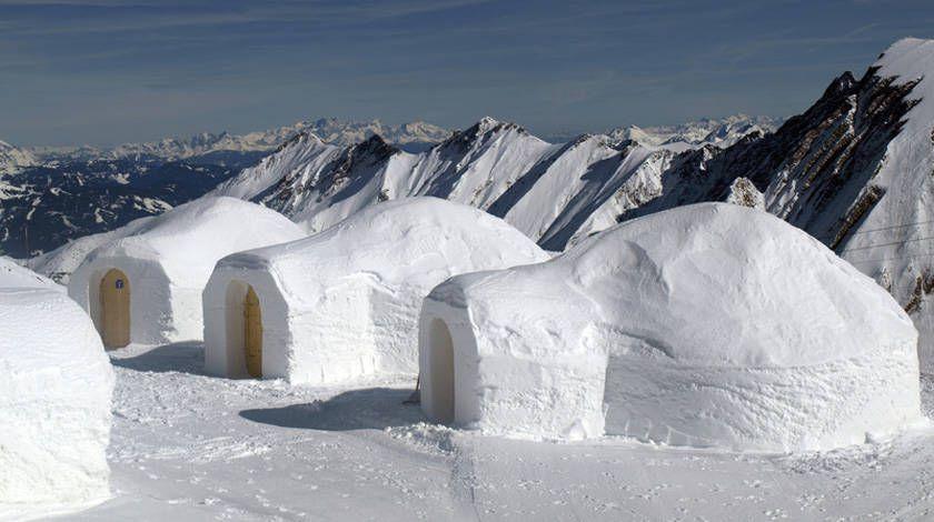 """Résultat de recherche d'images pour """"Zermatt igloos"""""""