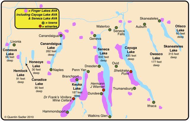 A Touch of Europe or Local Terroir? | Travel | Finger lakes ... on new york seneca lake geneva, watkins glen finger lakes map, finger lakes road map, new york michigan map, finger lakes wine country map, seneca lake new york map, finger lakes ny map, new york map of regions, new york california map, mirror lake new york map, finger lakes wine tour map, southern finger lakes map, new york state map, new york binghamton map, finger lakes wineries map, new york ontario map, new york lake erie map, large lake new york map, new york oneida lake map, taughannock falls finger lakes map,