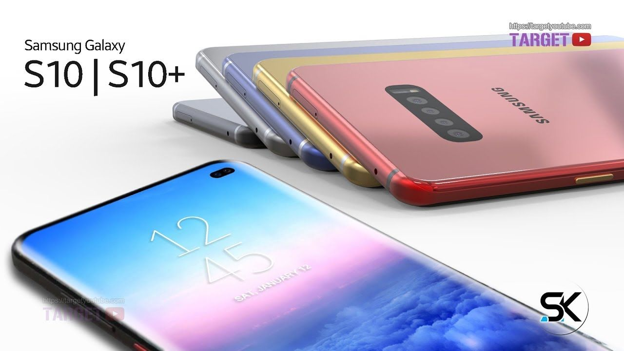 Samsung Galaxy S10 S10 Plus The Beauty Of Infinity Galaxys10 Galaxys10plus S10 Samsung Galaxy Samsung Galaxy 10 Galaxy