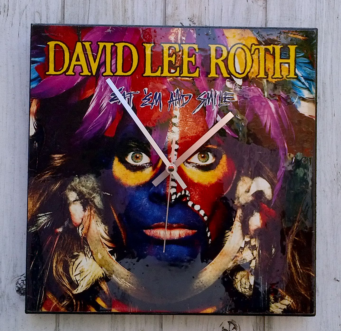 Eat Em And Smile David Lee Roth David Lee Roth Album Covers Roth