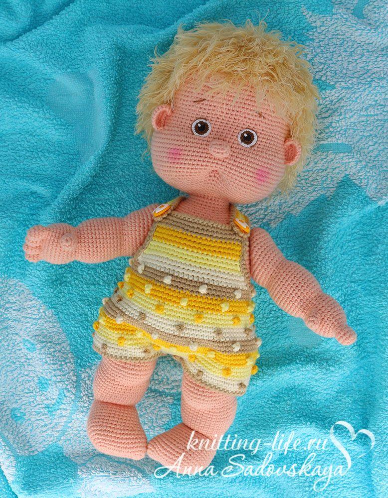 Pin de Fina BG en muñecas | Pinterest | Muñecas, Patrones amigurumi ...