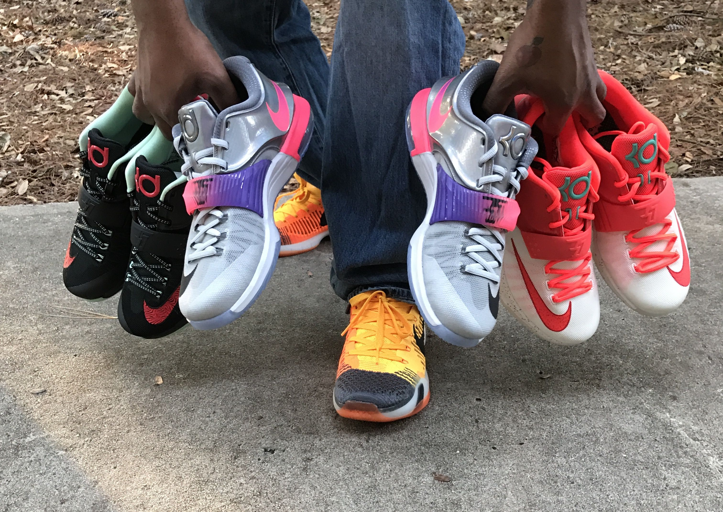 0a78914e418e Left to right Kd 7 Good (Bad) Apples