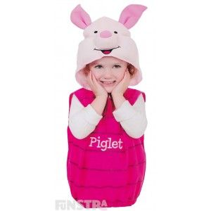 Dress up as Piglet and join Pooh bear 8abb23c5dbed