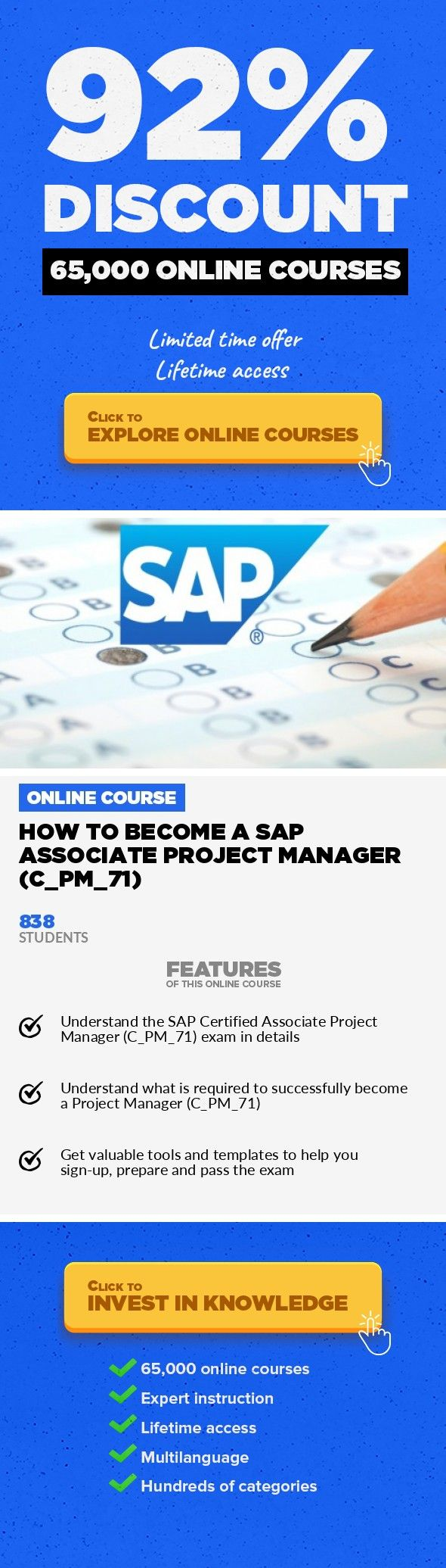 How To Become A Sap Associate Project Manager Cpm71 It