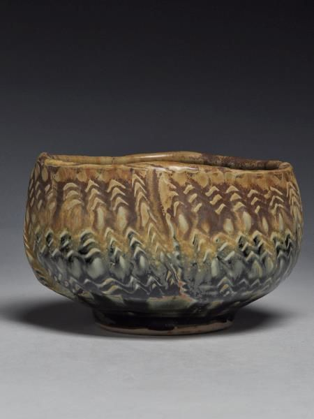 Pottery by Dick Lehman  The gift of texture......
