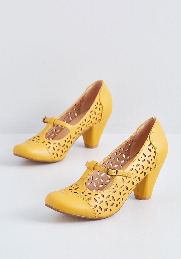 1930s Style Shoes for Women