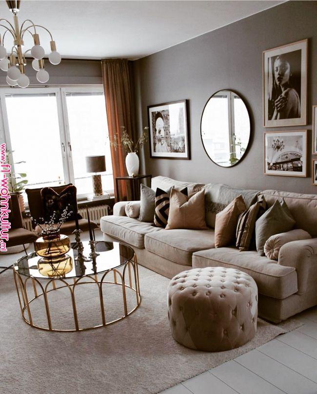Living Room Decor Ideas Modern Hus Interior Stue Innredning