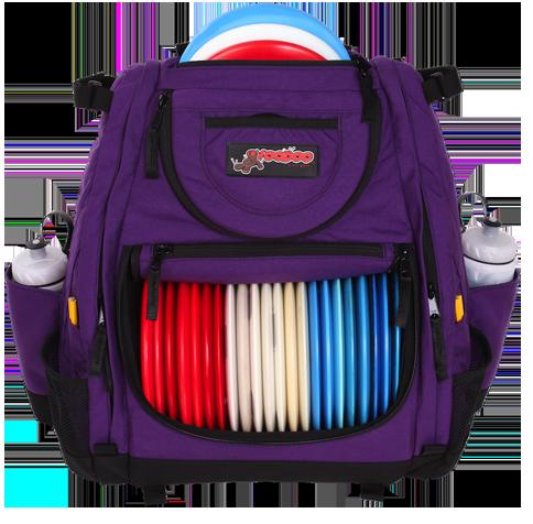 Voodoo Disc Golf Backpack