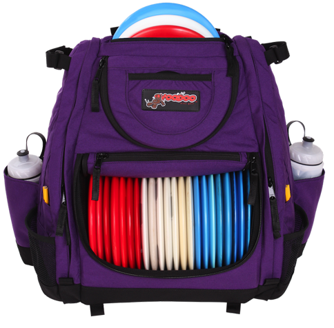 Voodoo Disc Golf Backpack Must Have One Day