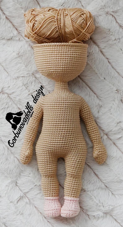 Crochet Doll Pattern - Twins Amigurumi Doll, stuffed doll pattern, amigurumi doll pdf, diy amigurumi doll, diy crochet pattern, crochet boy