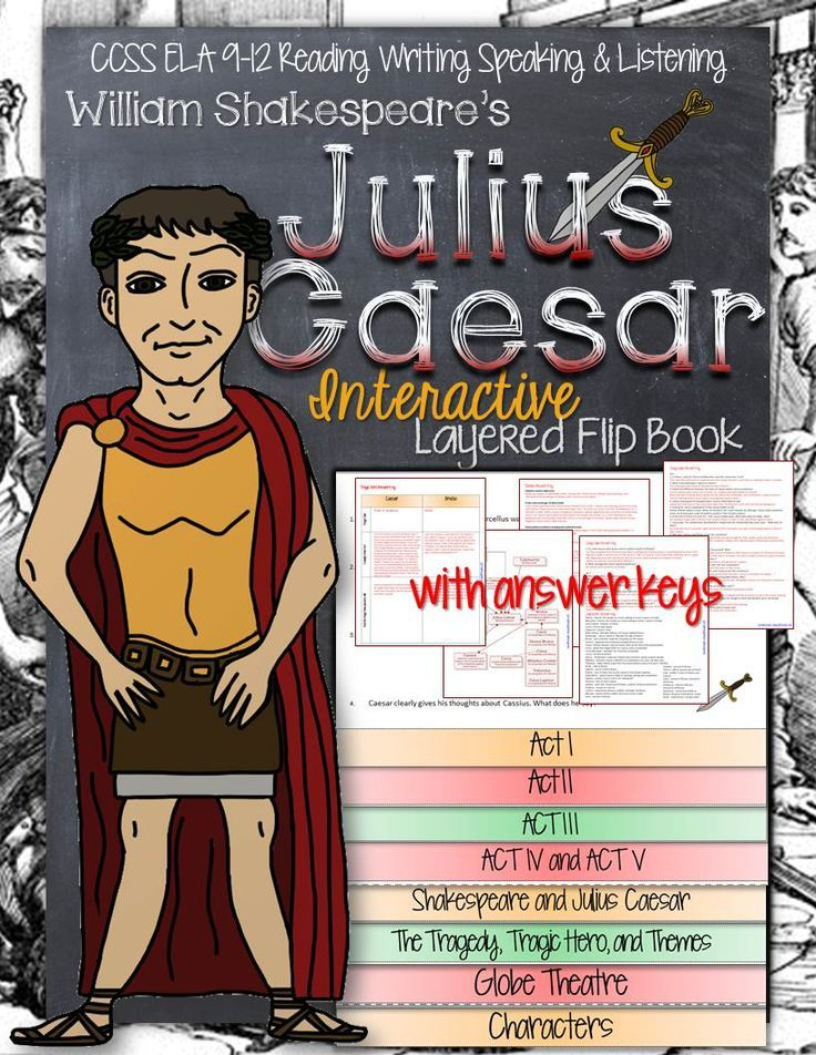 the characters of julius caesar by william shakespeare essay Julius caesar is a roman dictator shakespeare wrote play based on the life of julius caesar  character analysis of julius caesar (essay sample.