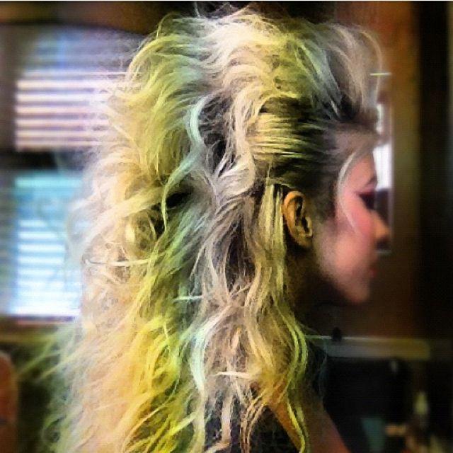 Rock Of Ages Hairstyle Julianne Hough Rock Hairstyles Hair Styles Rocker Hair