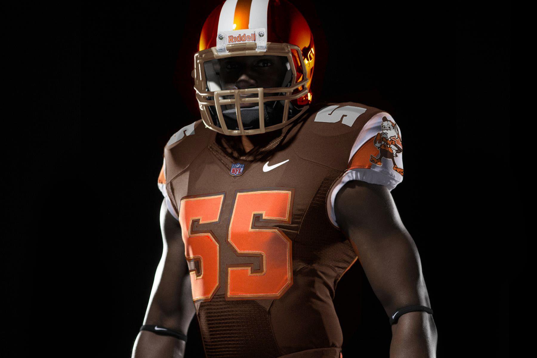 80af83dd641 Cleveland Browns conc… | Alabama, Ohio State, Notre Dame,Oregon ...