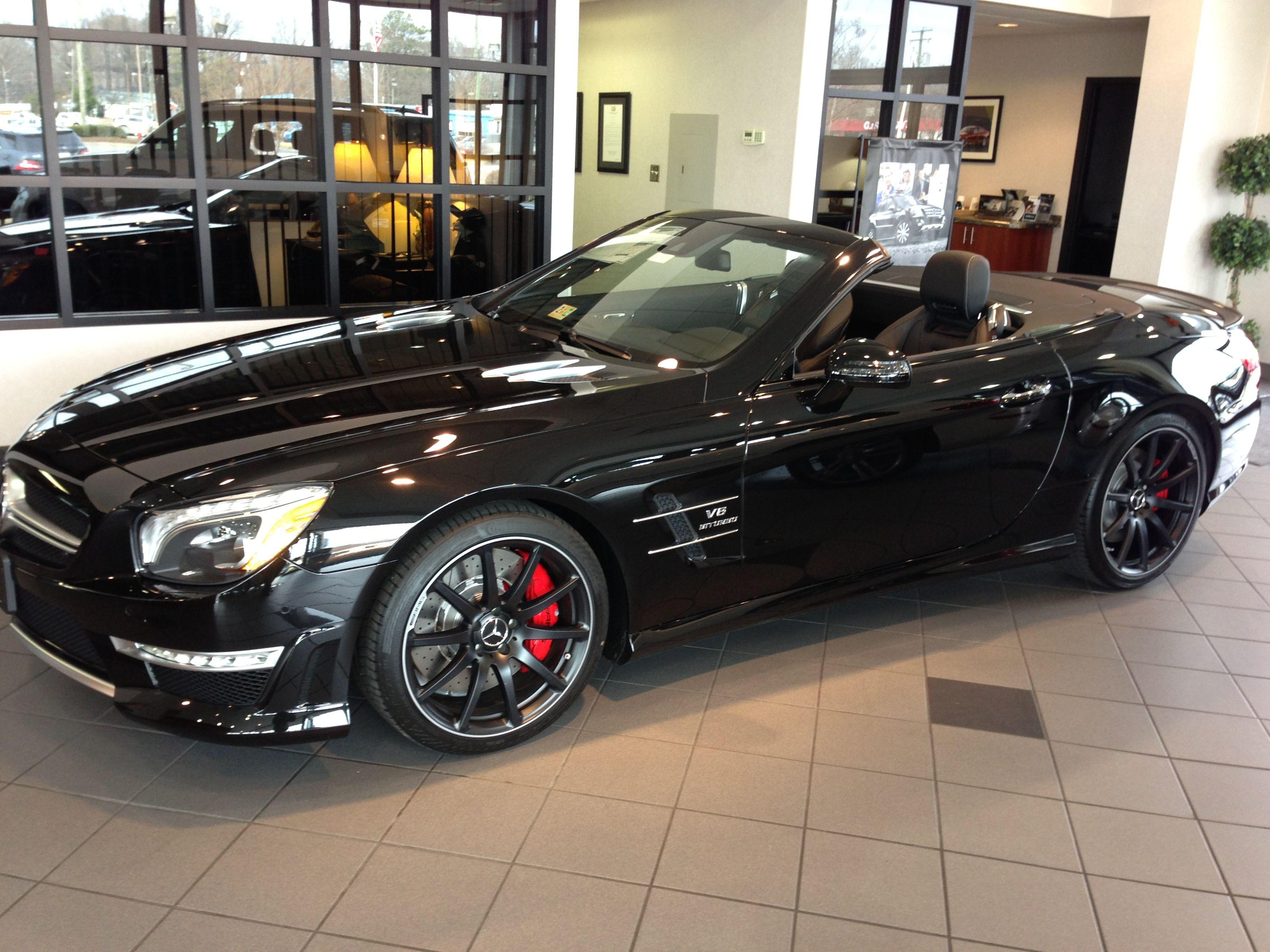 2013 SL63 AMG w/Black Forged wheels   My car fun   Pinterest ...