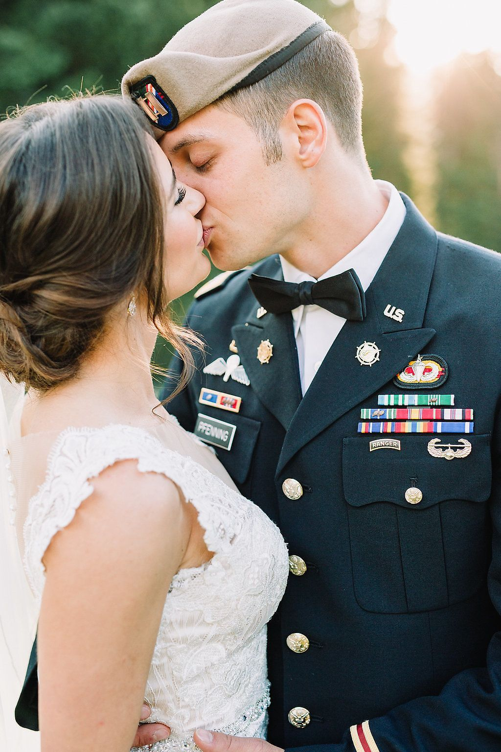 Military Wedding Army Rangers Romantic Bride And Groom Photo By As Ever Ph In 2020 Military Wedding Army Military Wedding Military Wedding Pictures