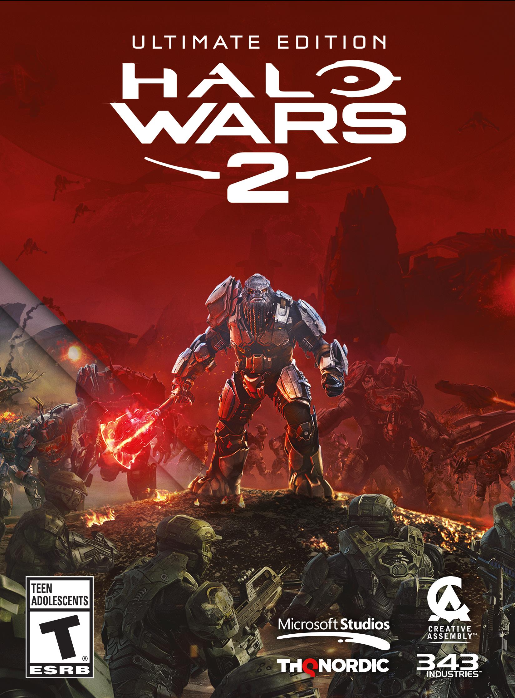 Halo Wars 2, ecco le Standard e Ultimate Edition per Windows