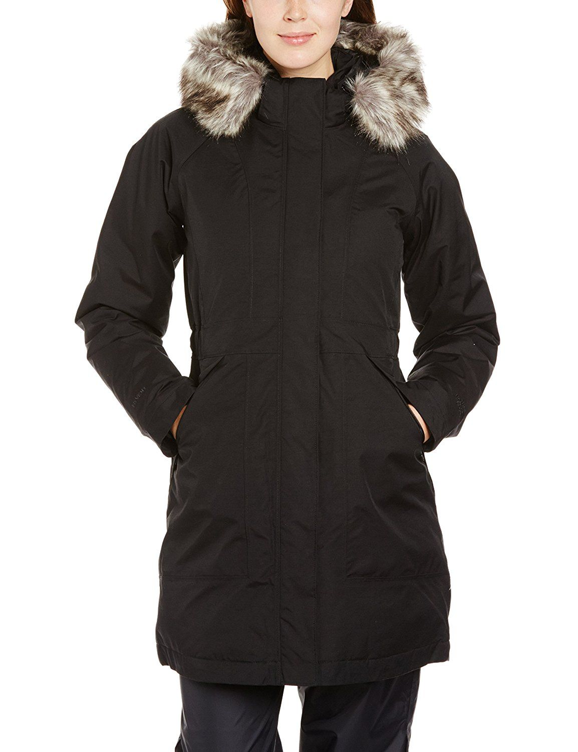 parka artic the north face femme