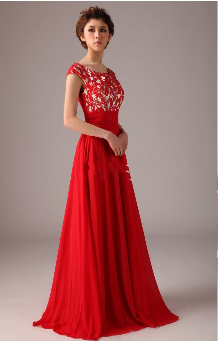Red Dresses at the Prom Dress Shop. Description from dresses8.com ...
