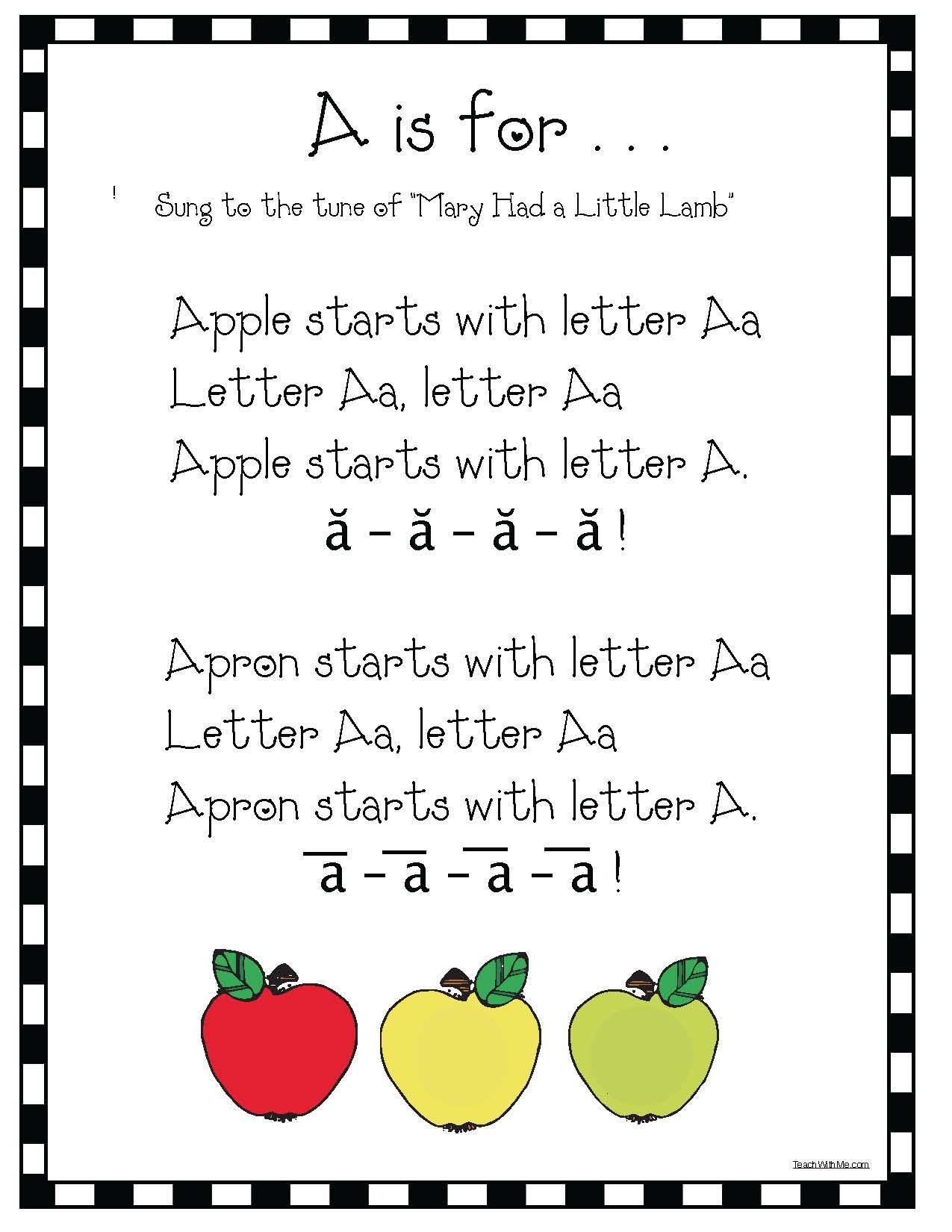 Alphabet Activities Alphabet activities, Letter