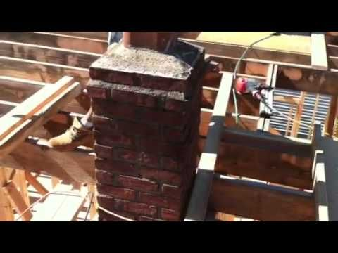 Chimney extension - YouTube