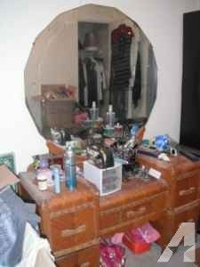 5 drawer, 3 foot mirror vanity - $25 (Muskegon) | Vanity ...