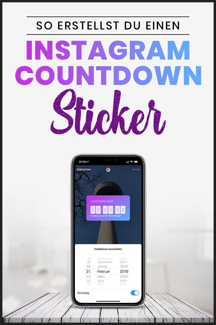 Countdown App Echt