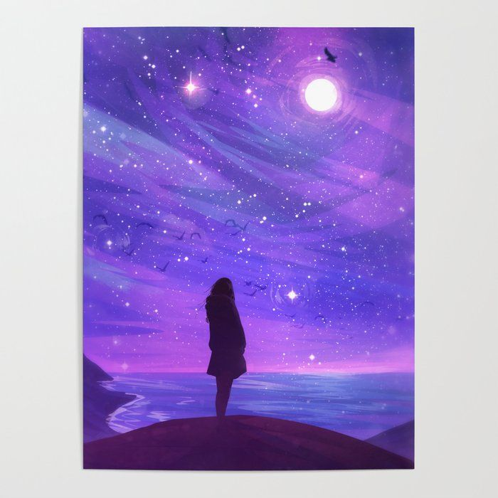 Vibrant Sea Art Poster by Zandraart - 18