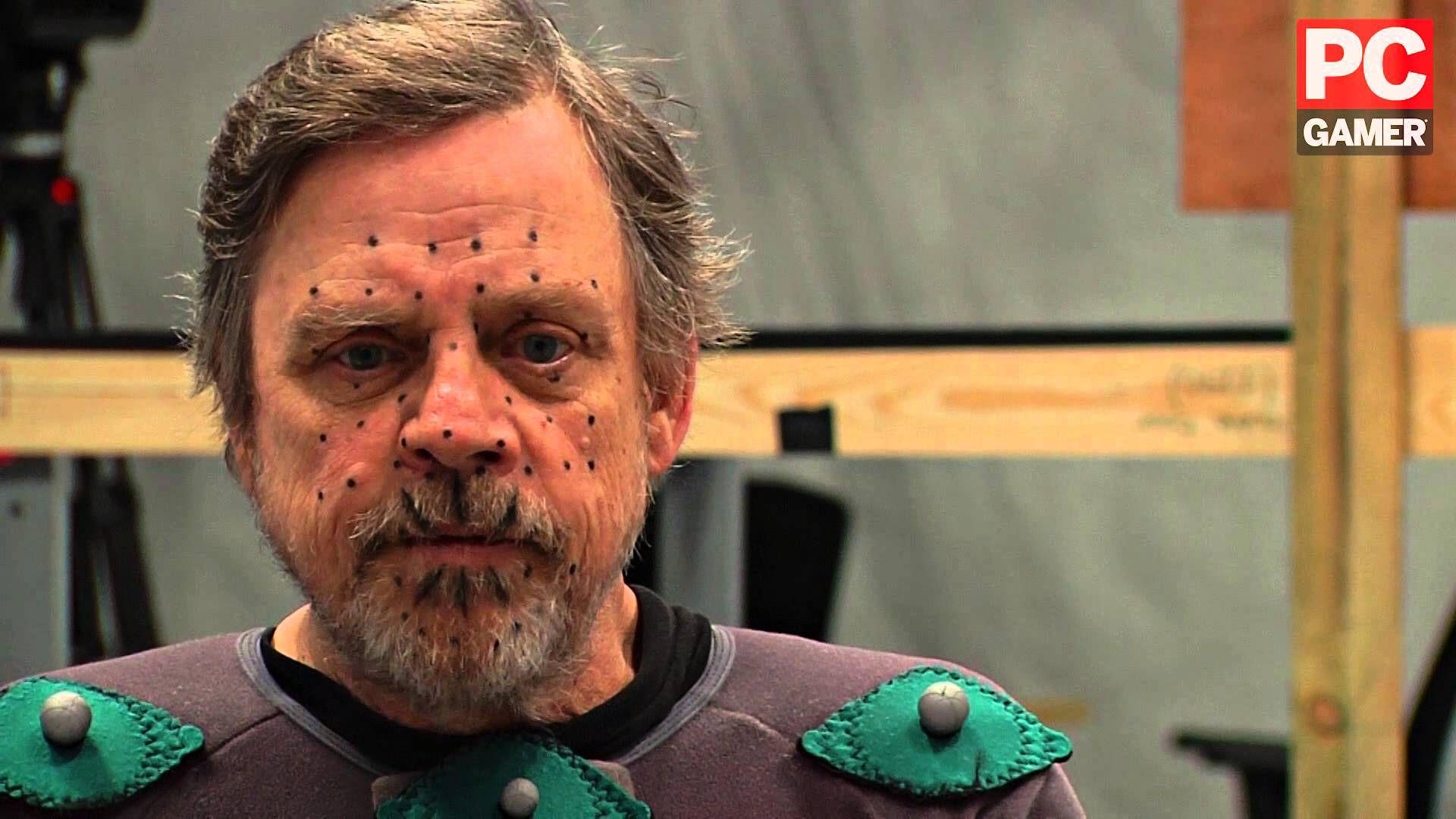 Mark Hamill On Star Citizen Wing Commander And Star Wars Star