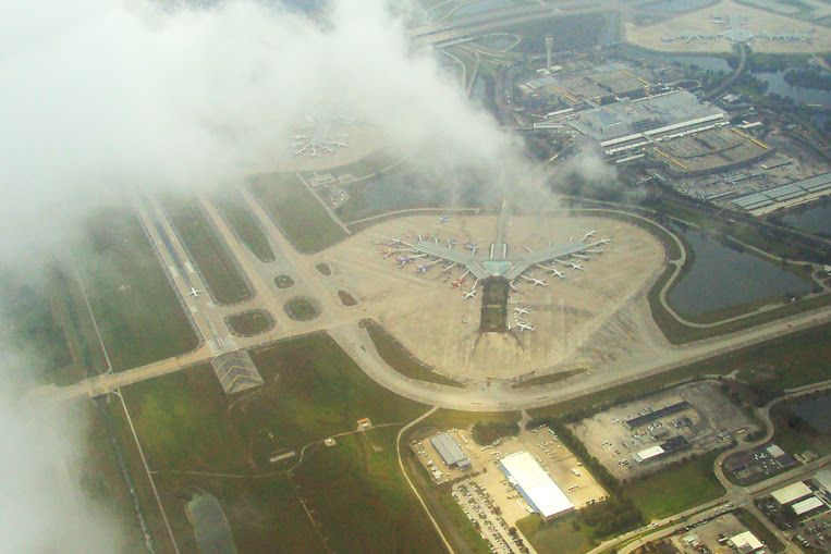 Orlando International Airport Mco Orlando International Airport Travel Design Airport