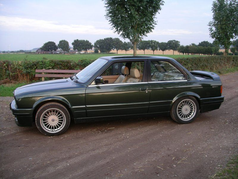Bmw E30 Green Bmws From Around The Web Bmw E30 E30 Bmw