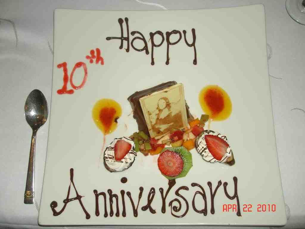 Traditional 10 Year Wedding Anniversary Gift Traditional Wedding