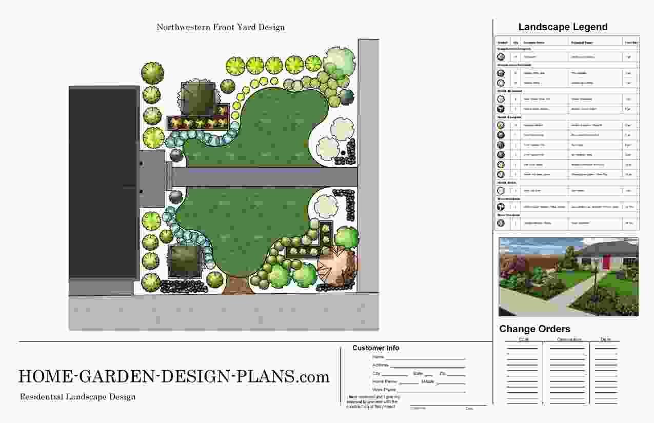 Dorable Design Home Garden Illustration - Home Decorating ...