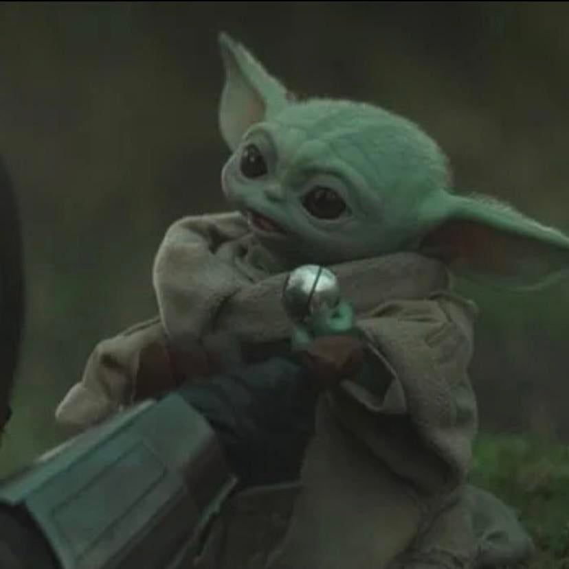 Reddit - BabyYoda - The cutest lil Jedi!