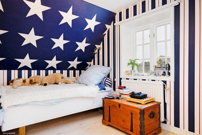 mommo design - BOYS ROOMS