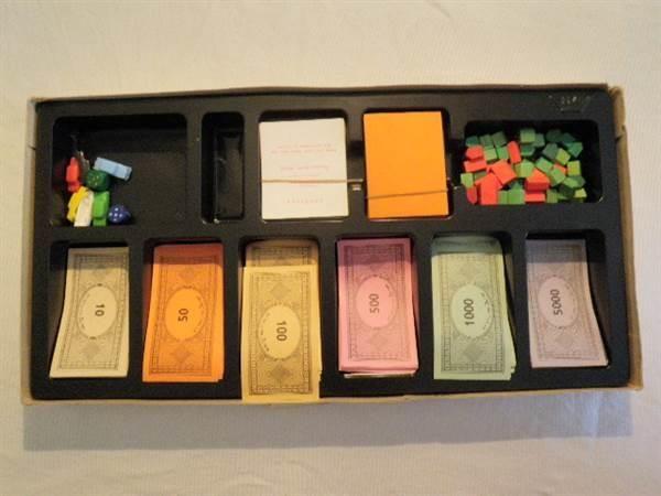 Monopol - innhold