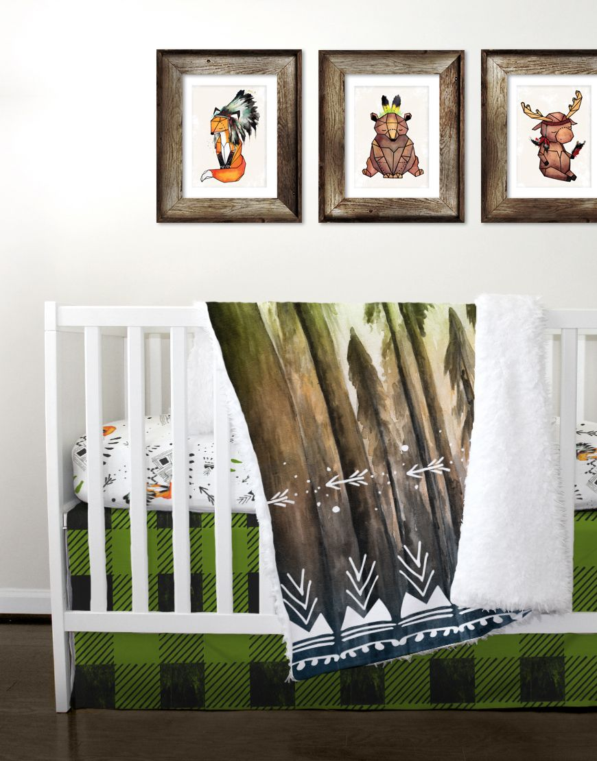 Beautiful Baby Boy Rooms: Nursery Bedding & Decor By Rock & Rollick. Coming Spring