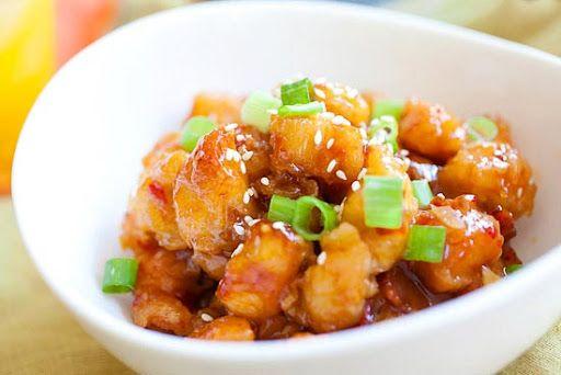 Orange Chicken Recipe on Yummly