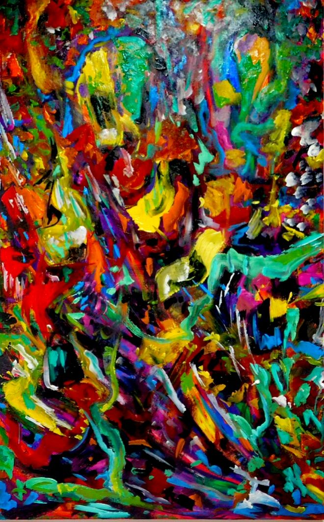 Ita quadri e dipinti astratti dreams art s alessandro for Immagini dipinti astratti