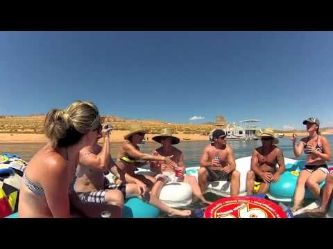 Lake Powell Labor Day 2013